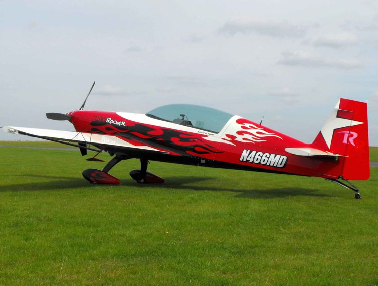 Extra 300lp 169 Extra Flugzeugproduktions Und Vertriebs