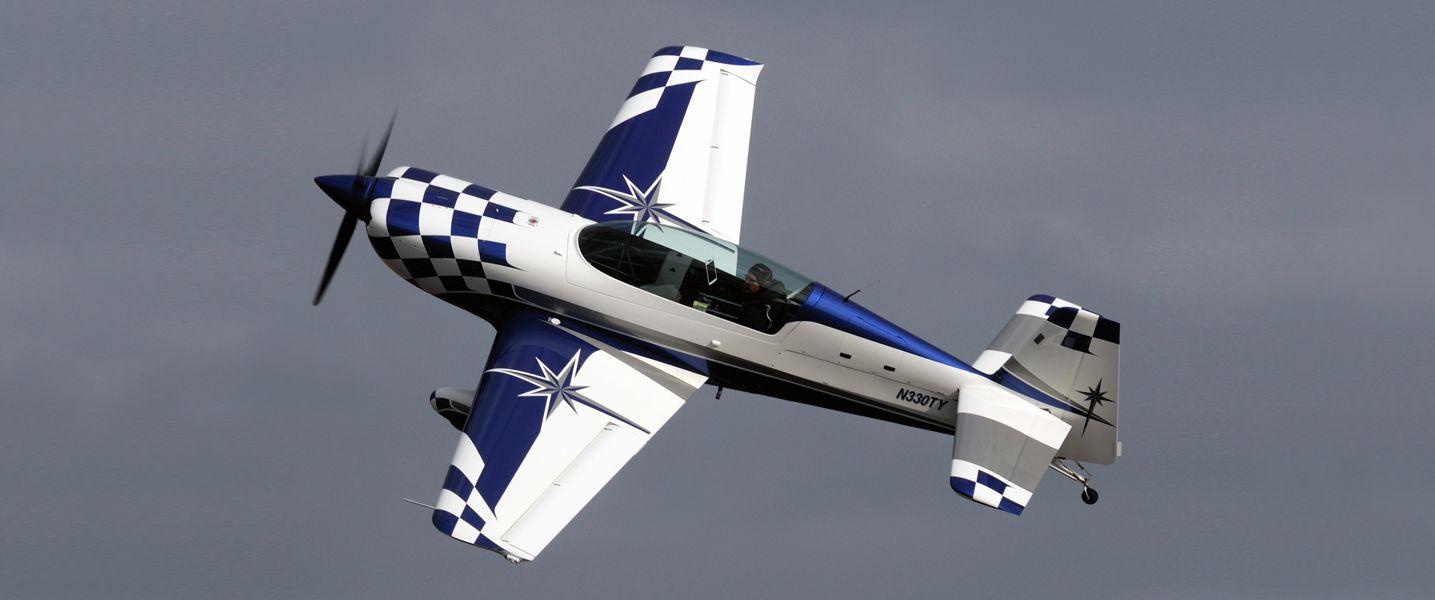 EXTRA 330LT | ©Extra Flugzeugproduktions - und Vertriebs